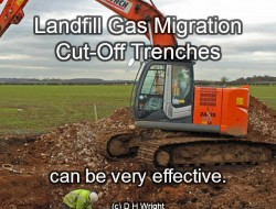 Landfill-gas-cut-off-trenches