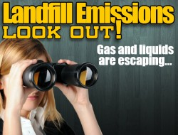 UK Landfill Gas Emissions