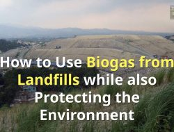 "Image shows cover from the YouTube Video: ""How to Use biogas from Landfills""."
