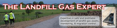 The Landfill Gas Expert Website